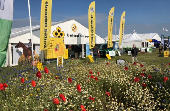 Come & See United Oilseeds & Hubbards Seeds at Cereals 10th-11th June 2020 image