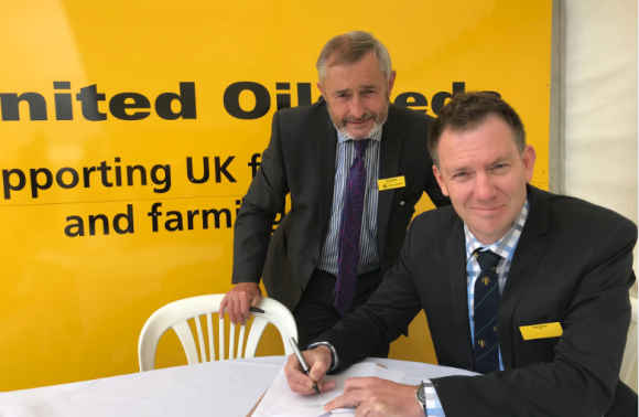 United Oilseeds to Market Pesticide-Free, Seed-Applied Slug Repellent in UK image