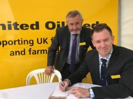 United Oilseeds to Market Pesticide-Free, Seed-Applied Slug Repellent in UK image