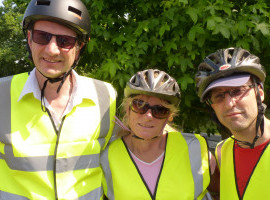 United Oilseeds takes Part in Charity Bike Ride image