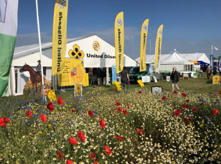 Come & See United Oilseeds & Hubbards Seeds at Cereals 10th-11th June 2020