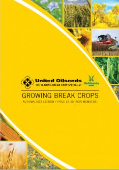 Growing Break Crops - Autumn 2021 Issue